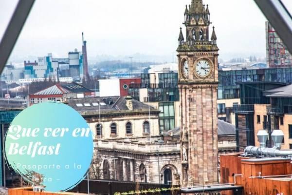 Que ver en Belfast - La ciudad del Titanic