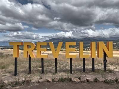 Trevelin, el pueblo del molino