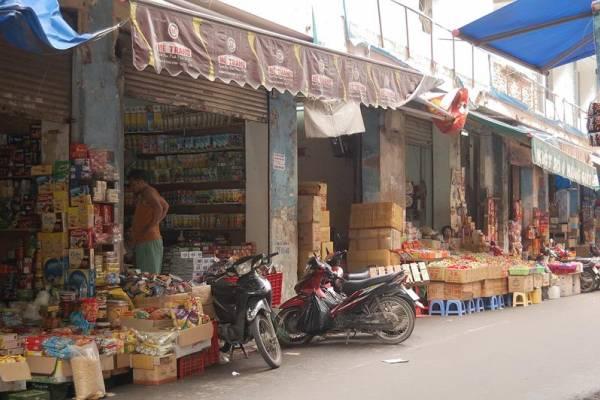 La caótica Hanoi