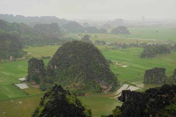 Un día en Ninh Binh