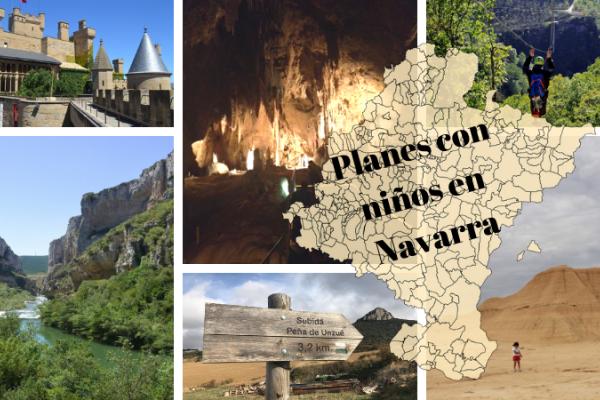 Planes con niños en Navarra
