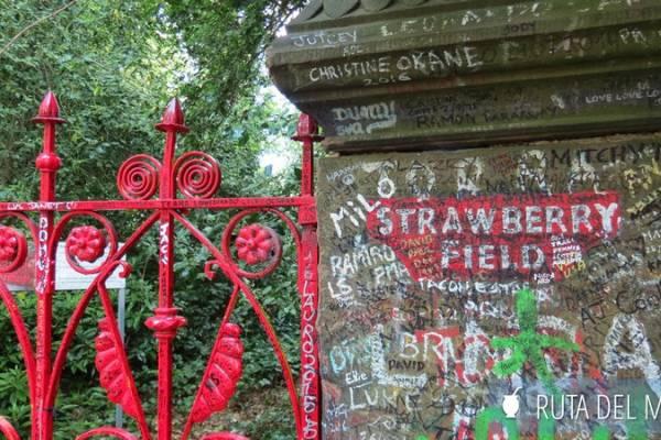 Ruta Beatle en Liverpool por tu cuenta