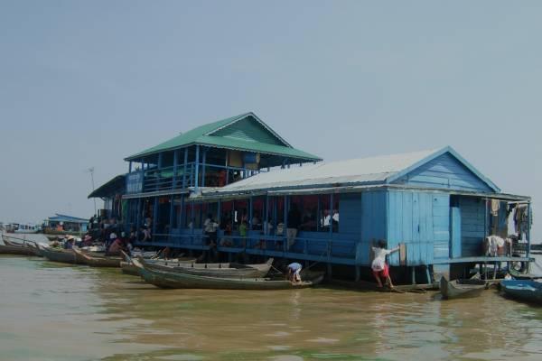 Una visita imprescindible si visitas Siem Reap.