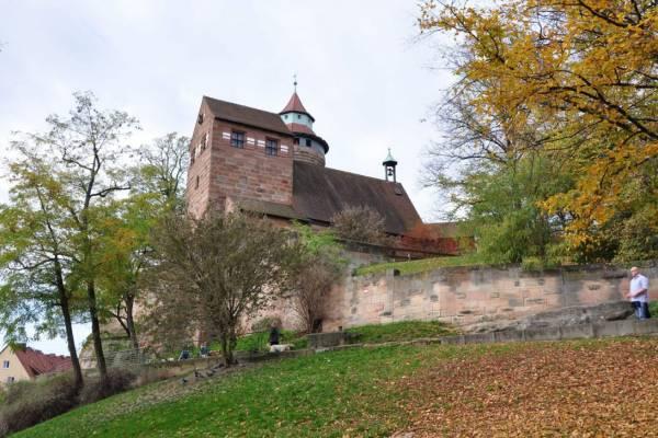 Kaiserburg, el castillo de Núremberg