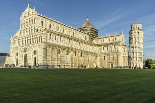 Visitar Pisa y su torre inclinada en un día