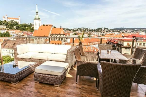 8 sitios chulos donde comer en Bratislava