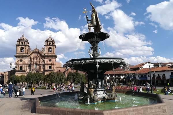 Cusco, capital de los Incas