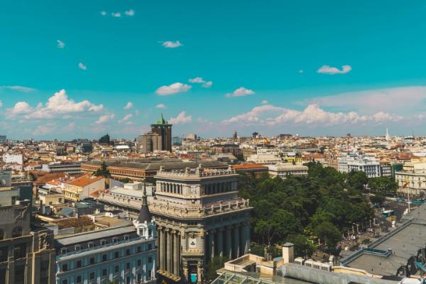 Soñando con una escapadita por Madrid