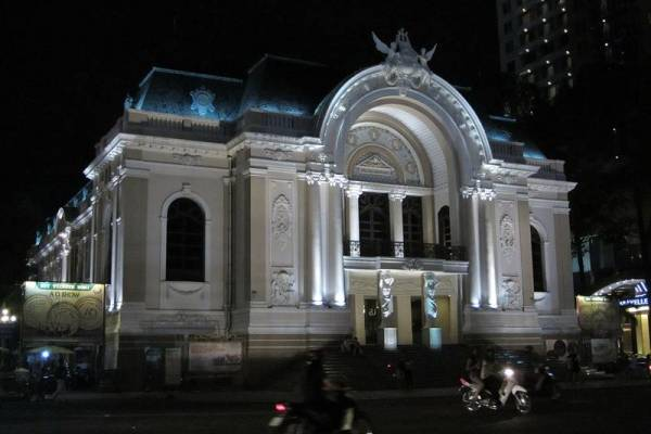 Día y medio en Ciudad Ho Chi Minh