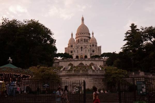 Itinerario Bohemio por París