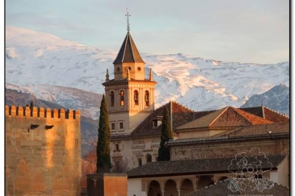 Guía para visitar  la Alhambra de Granada