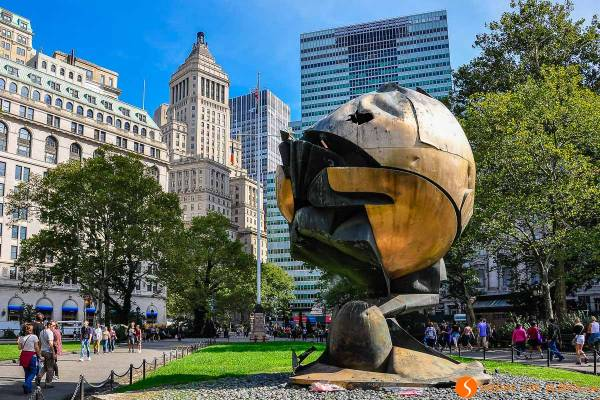 Barrios de Nueva York - Lower Manhattan